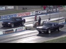 1969 Dodge Charger RT Quarter Mile Run