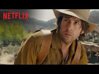 The Ridiculous 6 - Main Trailer - Netflix [HD] (Тейлор Лотнер)