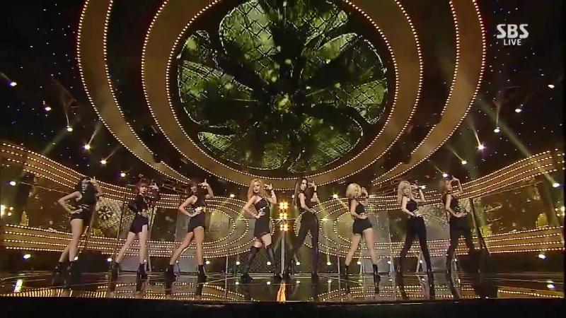150823 Girls Genration 소녀시대 You Think @ Inkigayo