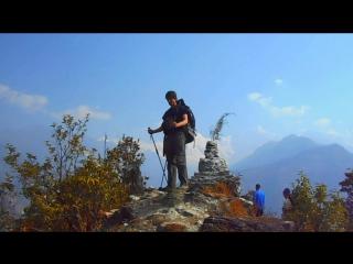 Непал,Ганеш Химал 2014 г.