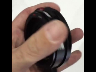 Адаптер автофокуса для Canon/Sony с встроенным переменным ND-фильтром.