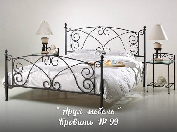 Кованые кровати спб