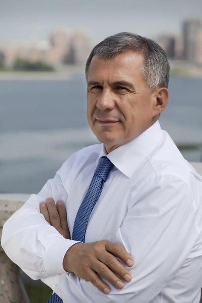 Рустам Минниханов, президент Республики Татарстан