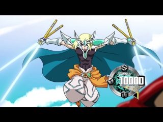 Карточные бои «Авангарда»: Кризис системы / Cardfight!! Vanguard G GIRS Crisis - 6 сезон 12 серия (Озвучка) [iSergey123]