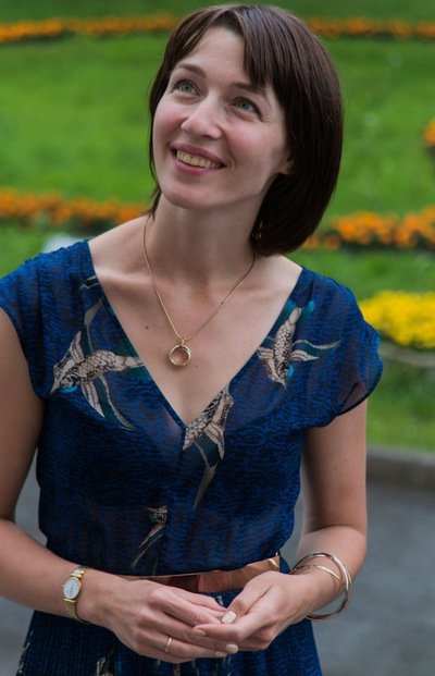 Анна Добротворская