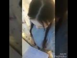 Қазақ қызы қайда кетіп барасың (ВИДЕО)