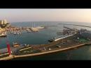 Морской порт и пляж Ривьера 23 сентября 2015