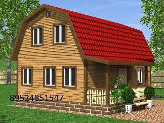построить дом недорого под ключ в перми из газоблока