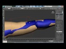 3D MAX tutorial. Character rigging. Biped. Урок по 3D MAX. Риггинг (Часть 2)