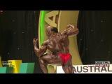 Kai Greene Arnold Classic Australia 2016 Posing Routine