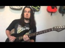 'Belly Of The Beast' by Seventh Dan Counterforce (Playthrough Chris Zoupa Feat. Ben Eller)