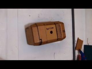 83: Thor Hammer Part 1 - Cardboard Mjölnir DIY (free PDF) | Costume Prop | How To | Dali DIY