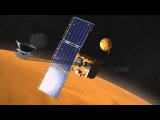 JPL Комета Сайдин Спринг и ее сближение с Марсом