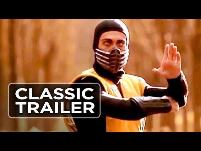 Mortal Kombat (1995) Official Trailer - Action Movie HD