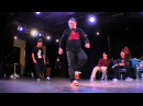 ATZO ユート vs HOZIN RION BEST4 / DLOP vol.1 POPPIN' DANCE BATTLE
