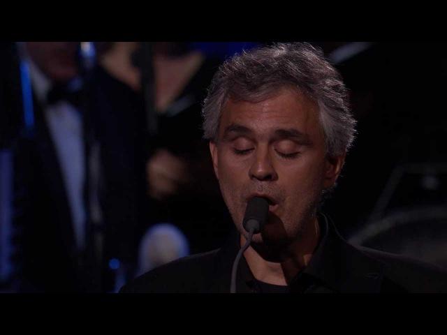 Andrea Bocelli - Puccini Nessun Dorma