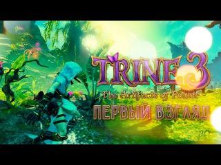Первый взгляд Trine 3