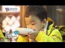 HIT 슈퍼맨이 돌아왔다 삼둥이 처음 보는 낙지의 맛에 '신세계' 20141214