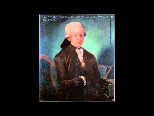 W. A. Mozart - KV 276 (321b) - Regina coeli in C major