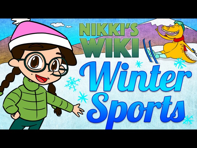 All About Winter Sports | Skiing, Ice Skating, Sledding More | Wiki for Kids at Cool School