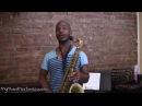 Tivon Pennicott - Color Hearing Sax Masterclass