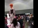 "Dan Krisher on Instagram: ""@ivy_winters on stilts at #Dragcon. What an amazing two days. #dragqueensforabettertomorrow #drag #fierce @stevencorfe @WorldOfWonder"""