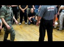 Vladimir Vasiliev - Leg and Movement Drills - Russian Martial Art Systema