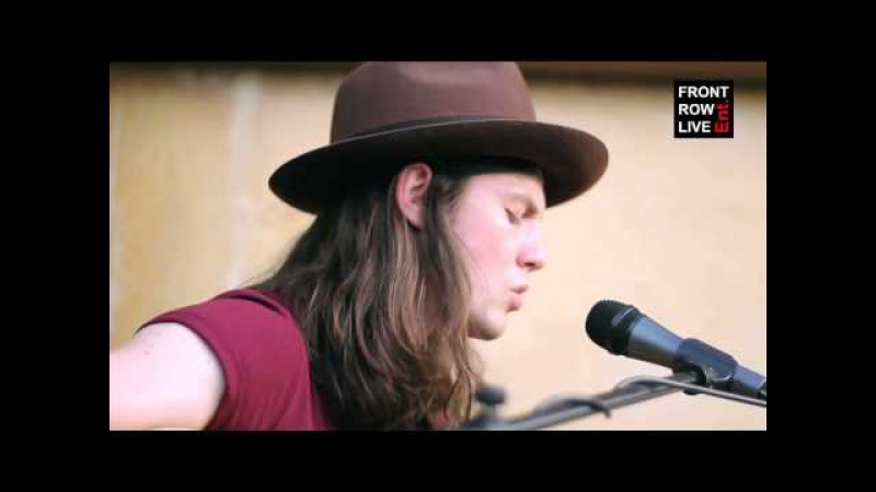 James Bay - Need The Sun To Break (acoustic)