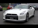 2016 Nissan GT-R R35 0-270km/h Acceleration on the Airstrip!