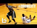 Kyrie Irving Is a Killer With The Crossover Ball Handling Wizard! ZoomCity