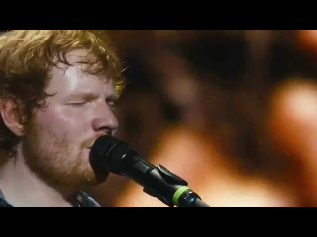 The A team Ed Sheeran Jumpers For Goalposts