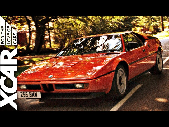 BMW M1 The Forgotten Supercar - XCAR