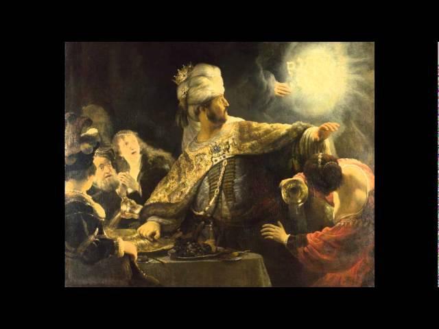 Jean Sibelius - El Festín de Baltasar, Op.51 (Belshazzar's Feast)
