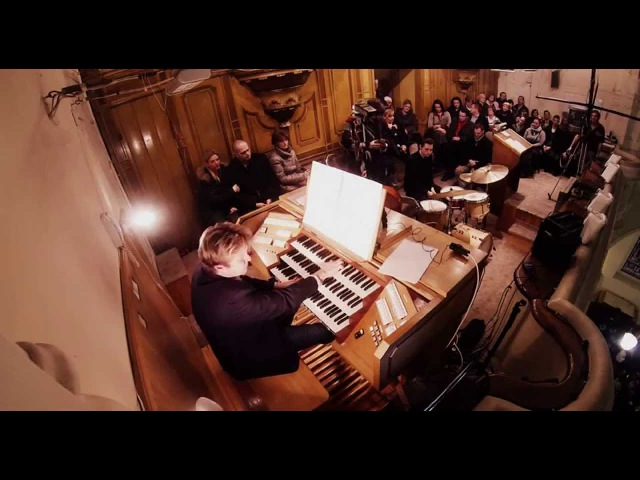 XAVER VARNUS (ORGAN) PLAYS BACH'S