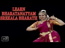 Видео уроки танцев Bharatanatyam Classical Dance Learn Basic Lessons Srekala Bharath