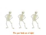 Англ яз Танец скелета