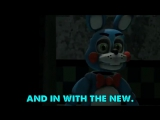 [SFM FNAF 2] Prototype Toy Bonnie (SONG CLIP)
