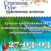 """Туристическое агентство """"Стрекоза-Турс"""""""