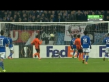 Шальке - Шахтер 0:3. Обзор матча Лиги Европы 25.02.2016