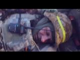 Для тех кто думает что войны нет. в интернете опубликована видеозапись, смонтированная одним из бойцов 25-го батальона киевская