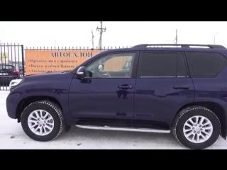 2015 Тойота Ленд Крузер Прадо. Обзор (интерьер, экстерьер, двигатель)
