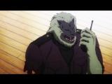 Удар крови / Strike the Blood  1 сезон 8 серия [AniDUB]