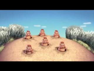 Веселые мультики для детей и взрослых Смешные мультфильмы от пиксар