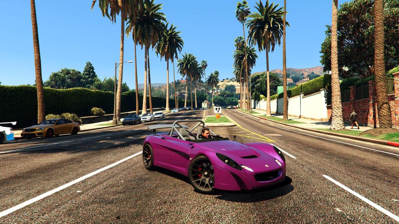 2009 Lotus 2 Eleven 0.5 для GTA V - Скриншот 2