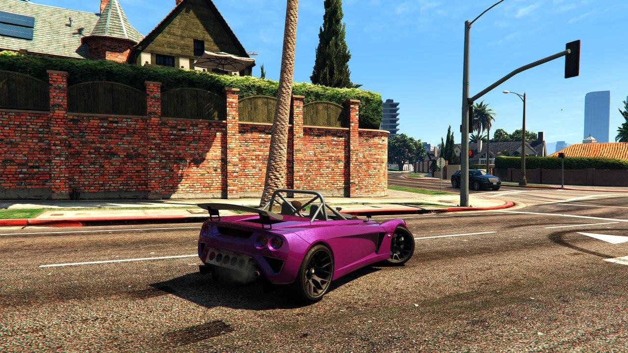 2009 Lotus 2 Eleven 0.5 для GTA V - Скриншот 3