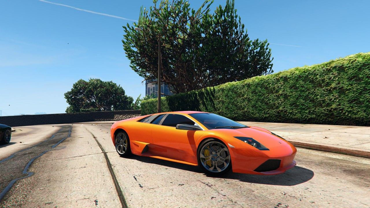 Lamborghini Murcielago LP 640 v0.5 для GTA V - Скриншот 1