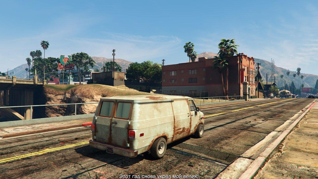 Chevrolet G20 Van v0.1 для GTA V - Скриншот 3