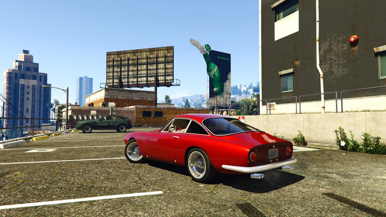 1962 Ferrari 250 GT Berlinetta Lusso [BETA] для GTA V - Скриншот 2