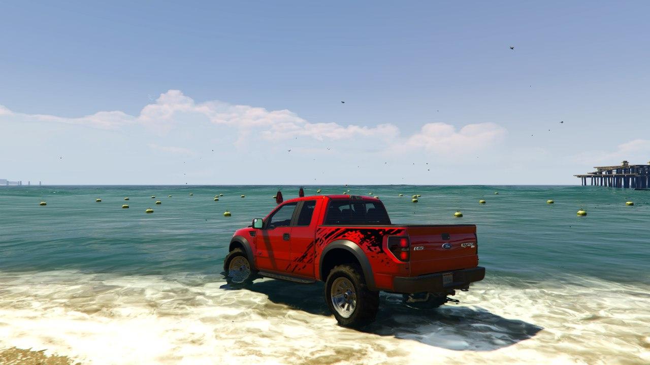 2012 Ford F150 SVT Raptor v0.1 для GTA V - Скриншот 2