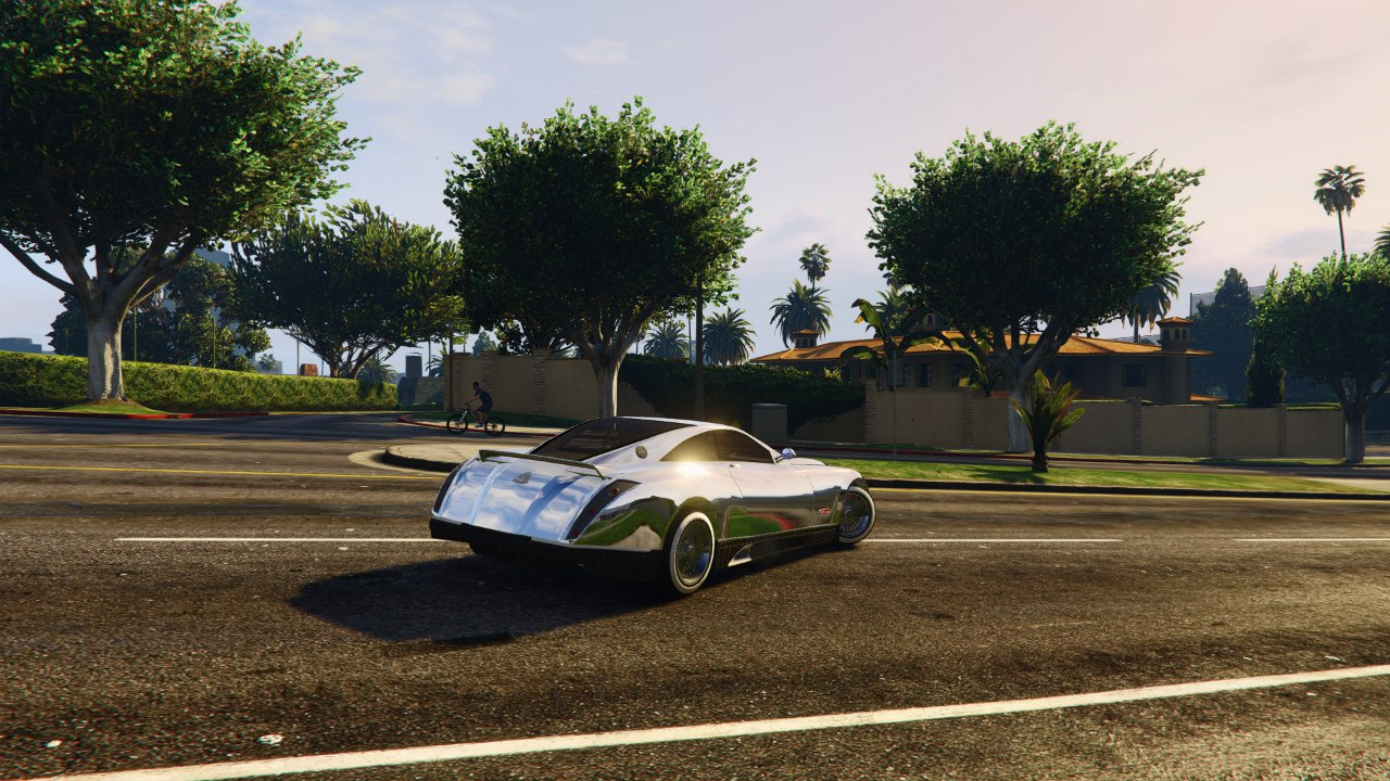 Maybach Exelero v0.5 для GTA V - Скриншот 2